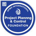 Project Planning and Control Foundation digital badge