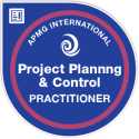 Project Planning and Control Practitioner digital badge