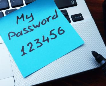 My password 123456