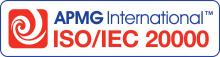 ISO 20000 Logo