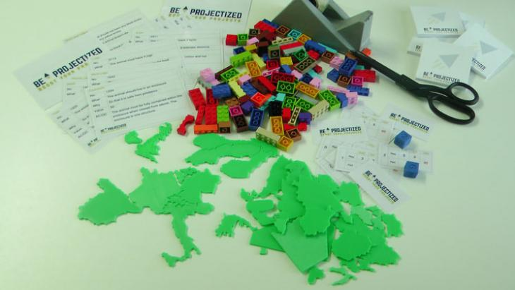 Example of a learning exercise featured in a Be.Projectized classroom