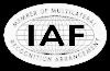 Logo award IAF
