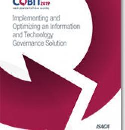 COBIT 2019 – IT Governance Certification | APMG International